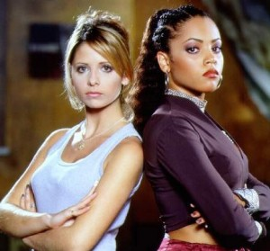 Buffy and Kendra